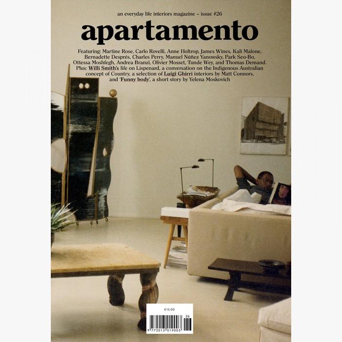 Issue 26 Autumn/Winter 2020-21