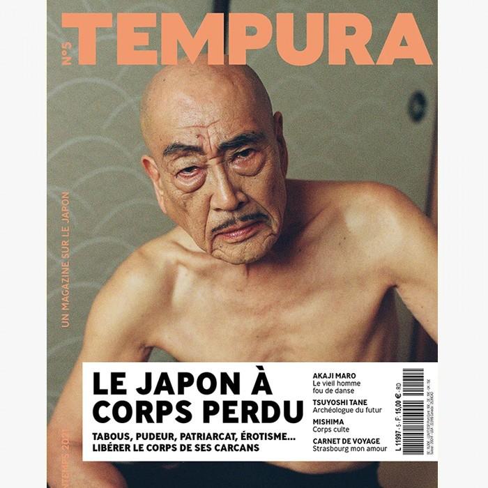 N°5 : Le Japon à corps perdu - Printemps 2021