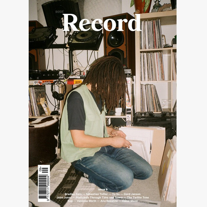 RECORD CULTURE , Issue 9