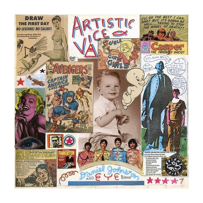 Artistic Vice / 1990
