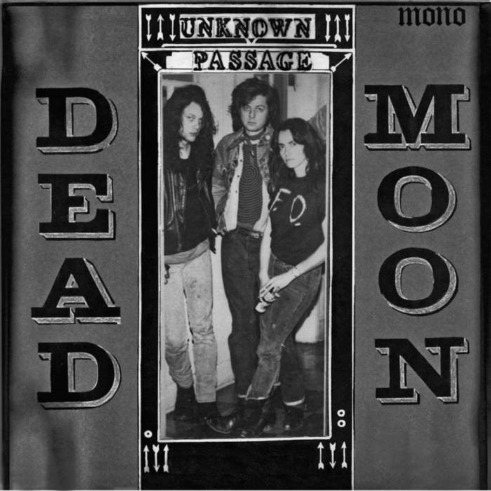 Dead Moon - Unknow Passage