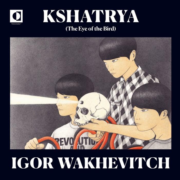 Kshatrya (The Eye Of The Bird)