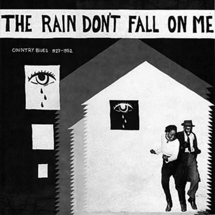 The rain don't fall on me